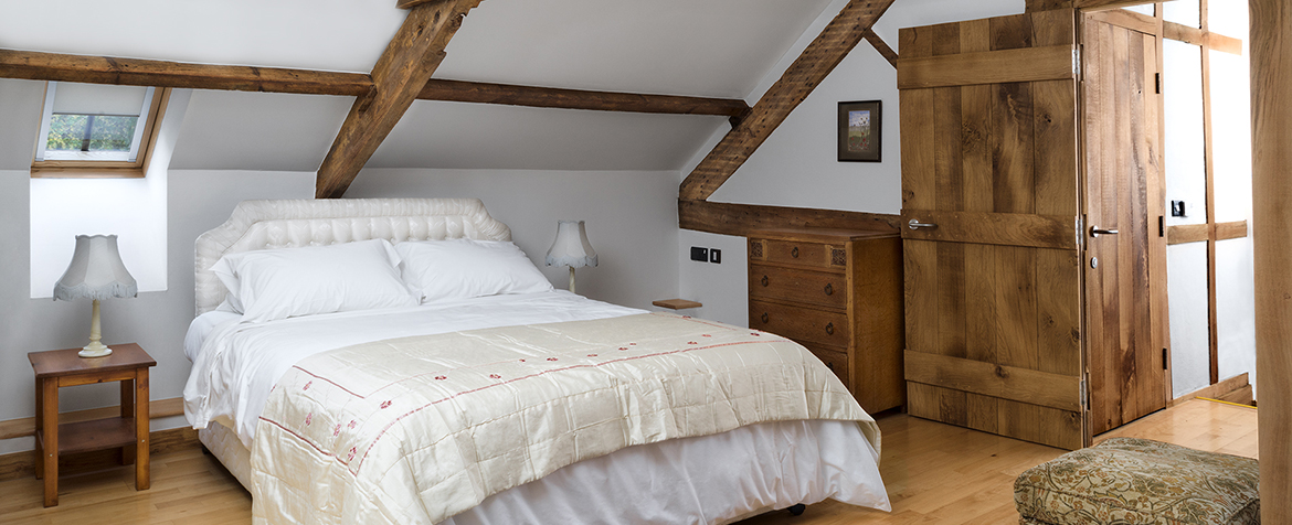 Cider Cottage Bedroom